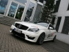 SKN Gives the Mercedes Benz C63 AMG Coupe Three Levels of Fun