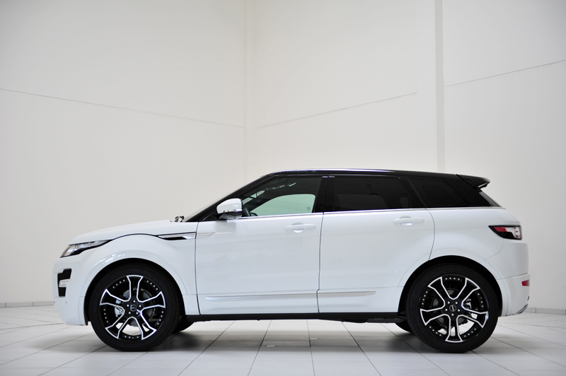 the new startech range rover evoque tuning program. Black Bedroom Furniture Sets. Home Design Ideas