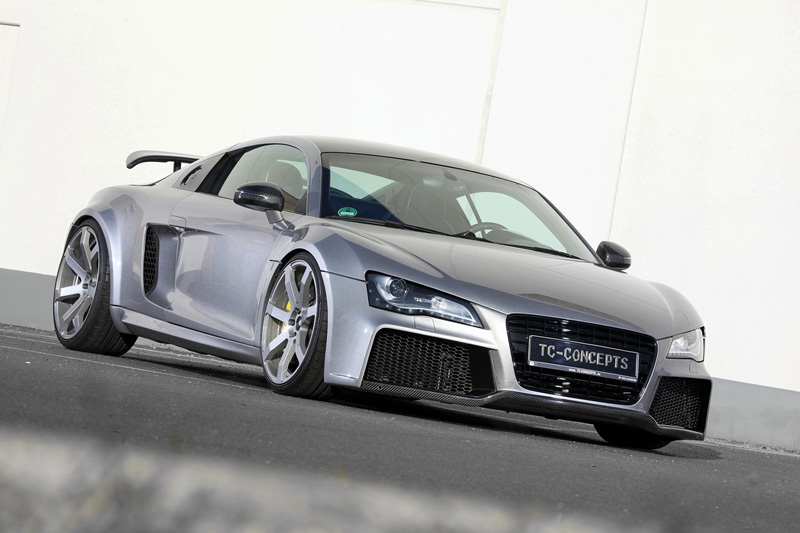 The New TC Concepts Audi R8 Toxique Exposed