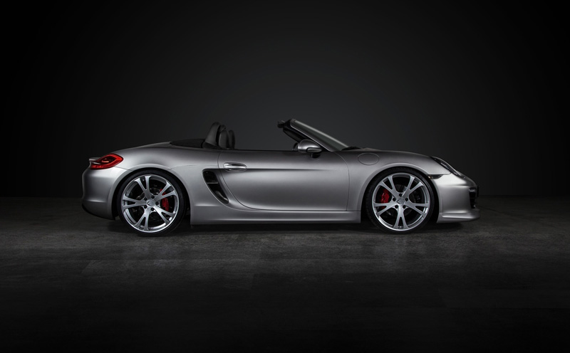 the new techart 981 porsche boxster customization program. Black Bedroom Furniture Sets. Home Design Ideas