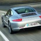 The new Porsche 991