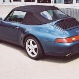 Porsche 993 911 Cabriolet