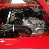 Chevy Bel Air Convertible