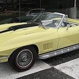 1967 Corvette 427 Convertible