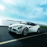 Alfa Romeo 8C Competizione Spider