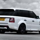 Kahn Triple White Range Rover Sport 3.0 SDV6