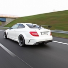 The new Supercharged Väth C63 AMG Black Series Coupe