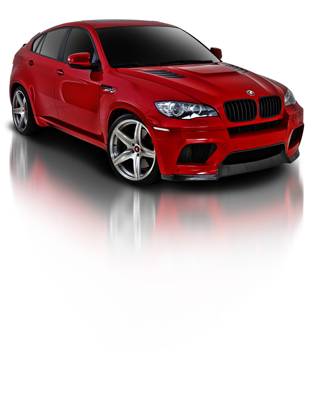 Bmw X6 Youtube: Vorsteiner Gives The BMW X6 M Some Muscle