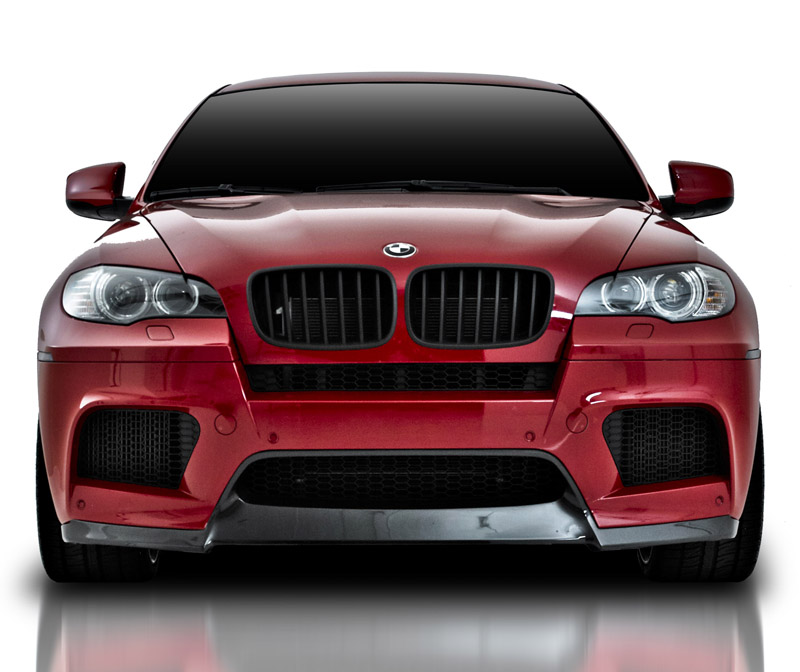 Bmw X6 M: Vorsteiner Gives The BMW X6 M Some Muscle
