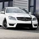 wheelsandmore shows off their new Mercedes Benz C63 5.7 Edition