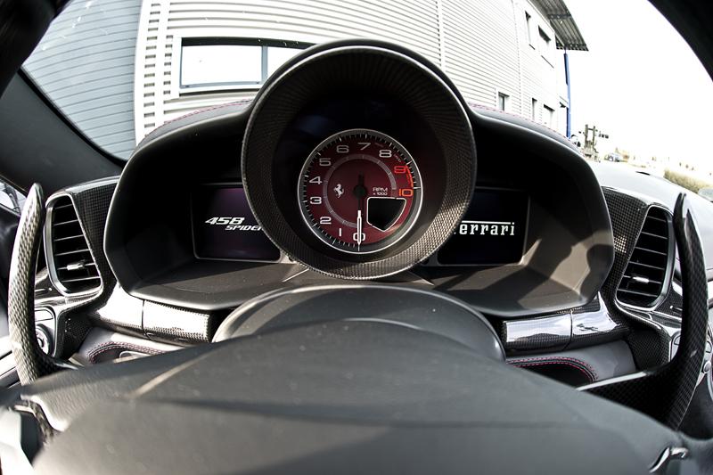 wheelsandmore ferrari 458 italia spider perfetto gauges - Wheelsandmore Ferrari 458 Italia