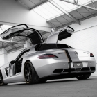 wheelsandmore Mercedes SLS AMG Tuning