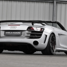 The new wheelsandmore Triade Bianco Audi R8 GT Spyder