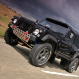 Wildcat 300STR Street Legal Off Road Crossover Exposed