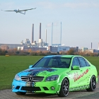 Wimmer RST Mercedes C63 AMG BlueGreen Eliminator