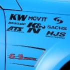 Wimmer RST Mercedes C63 AMG BlueGreen Eliminator