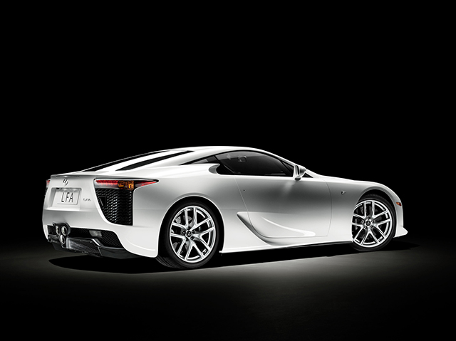 Lexus LFA Specs Price For Lexus LFA and Lexus LFA Supercar Info