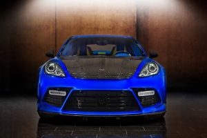 Mansory Panamera Power Pack