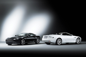 Aston Martin DB9 Special Editions