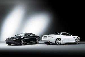 Aston Martin DB9 Special Editions