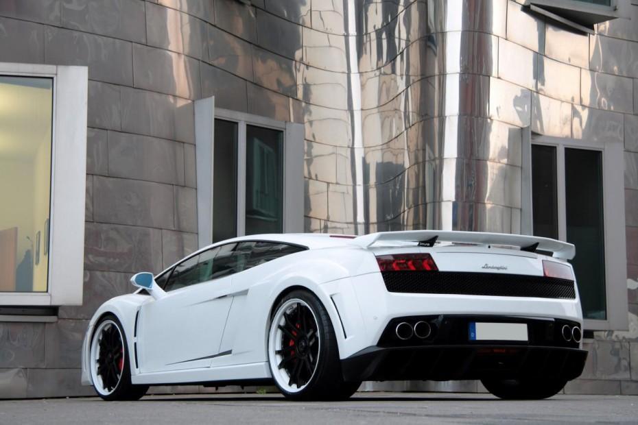 Anderson Lamborghini Gallardo White Racing Edition_3