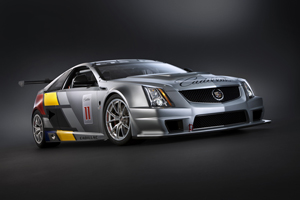 Cadillac CTS-V Coupe SCCA Racecar