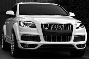 Project Kahn Wide Track Audi Q7