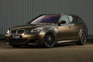G-Power BMW M5 Hurricane RS Touring
