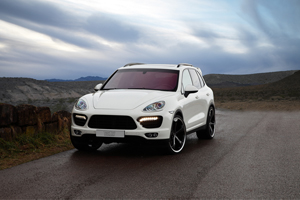 TechArt Porsche Cayenne Customization Program