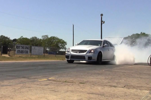 Hennessey Performance V650 Wagon Burning Rubber