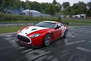 Aston Martin V12 Zagato Nürburgring