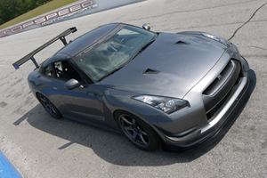 Leh Keen Virginia International Raceway GT-R Video