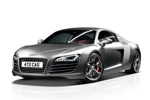 Limited Edition Audi R8 Le Mans