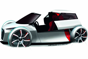 Audi Urban Concept Car