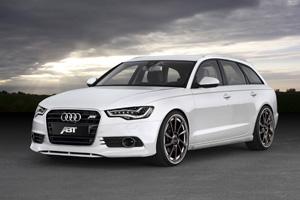 ABT Sportsline Audi AS6 Avant