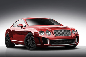 IMPERIUM Bespoke Bentley Continental GT