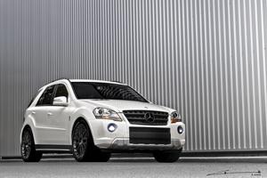 Project Kahn Mercedes-Benz ML 350 Bluetec Brabus