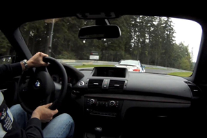 BMW 1 Series M Coupe and M3 CSL Nürburgring Video