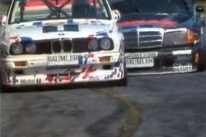 DTM Racing Video