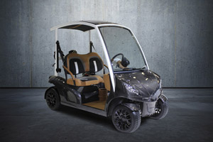 Garia Mansory Edition Golf Cart