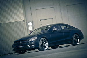 Kicherer Mercedes-Benz CLS500 Edition Black