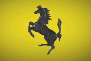Ferrari Logo Video