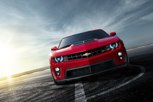 Camaro ZL1 Nürburgring Video