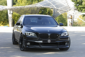 Tuning Factory NO.7 BMW 7 Series
