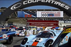 2011 Porsche Rennsport Reunion