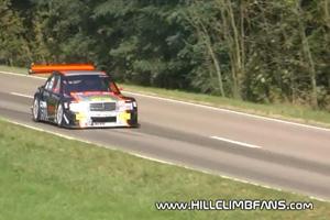 Mercedes-Benz RM1 Hillclimb Video