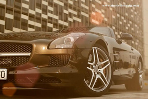 How to Shoot a Mercedes SLS AMG Roadster – Video