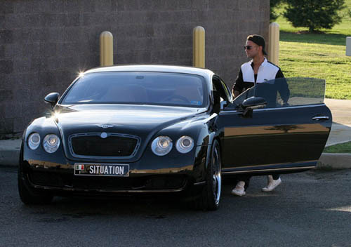 Bentley Continental, douchebag cars