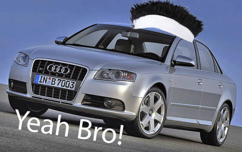 The Top 10 High-End Douchebag Cars