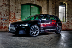 JMS teams up with TIJ Power to tune the Audi RS3
